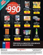 Ofertas de Unimarc, Operación $990