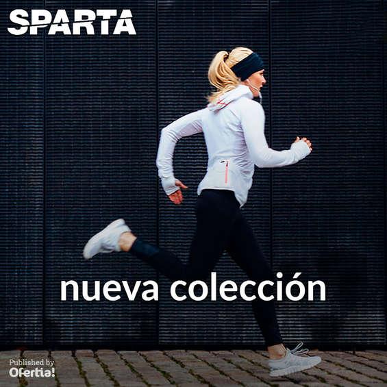 Ofertas de Sparta, Nueva Coleccion