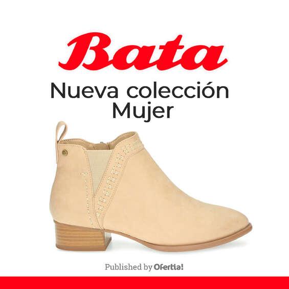 Ofertas de Bata, Nueva colección Mujer
