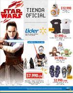 Ofertas de Lider, Vive la Navidad con Lider y Star Wars