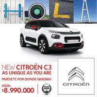 New Citroen C3