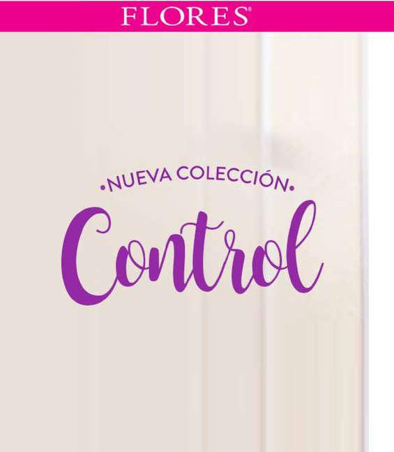 Ofertas de Flores, colección control