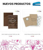 Ofertas de Papelaria, Nuevos Productos