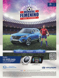 Mundial Femenino Con Hyundai