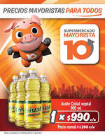 Ofertas de Mayorista 10, Catálogo Mayo - Junio