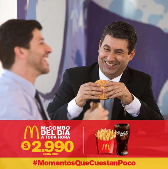 Ofertas de McDonald's, Me encanta
