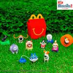 Ofertas de McDonald's, Happy Mascotas