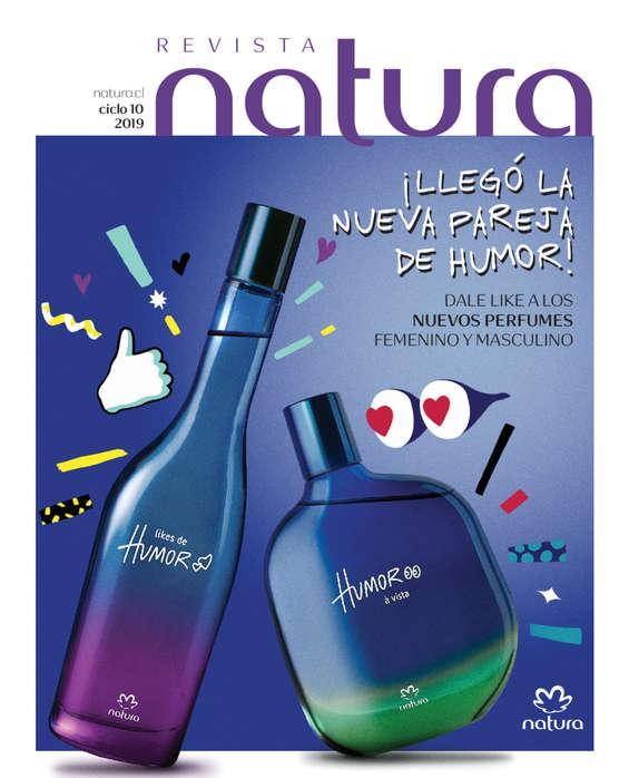 Ofertas de Natura, Ciclo 10