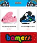 Ofertas de Bamers, Colección Heelys