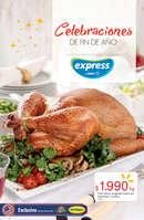 Ofertas de Lider Express, Celebraciones de Fin de Año