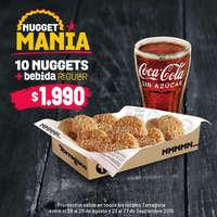 Nugget Manía