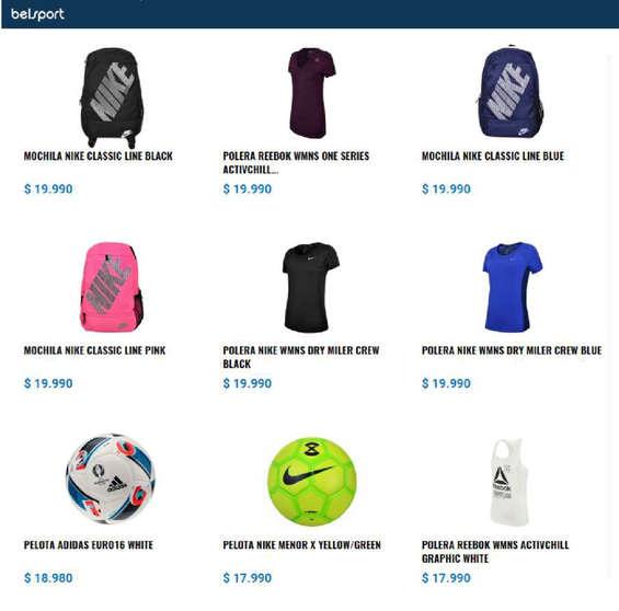 Ofertas de Belsport, colección mujer