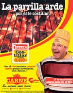 Ofertas de Doña Carne, La Parrilla Arde