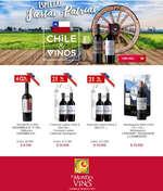Ofertas de El Mundo del Vino, especial fiestas patrias