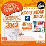 Ofertas de Lápiz López, ¡Oportunidades Únicas!