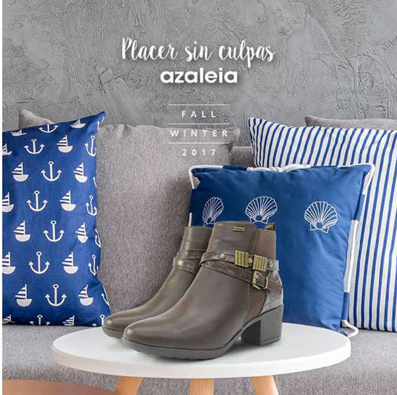Ofertas de Azaleia, Placer sin culpas - Fall Winter 2017