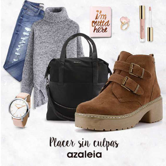 Ofertas de Azaleia, Placer sin culpas - Fall Winter 2017