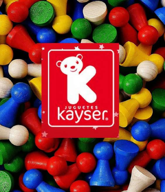 Ofertas de Juguetes Kayser, Productos para jugar