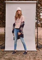 Ofertas de Fashions Park, lookbook tejidos y botines