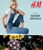 Ofertas de H&M, Season Specials