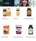Ofertas de All Nutrition, Dieta