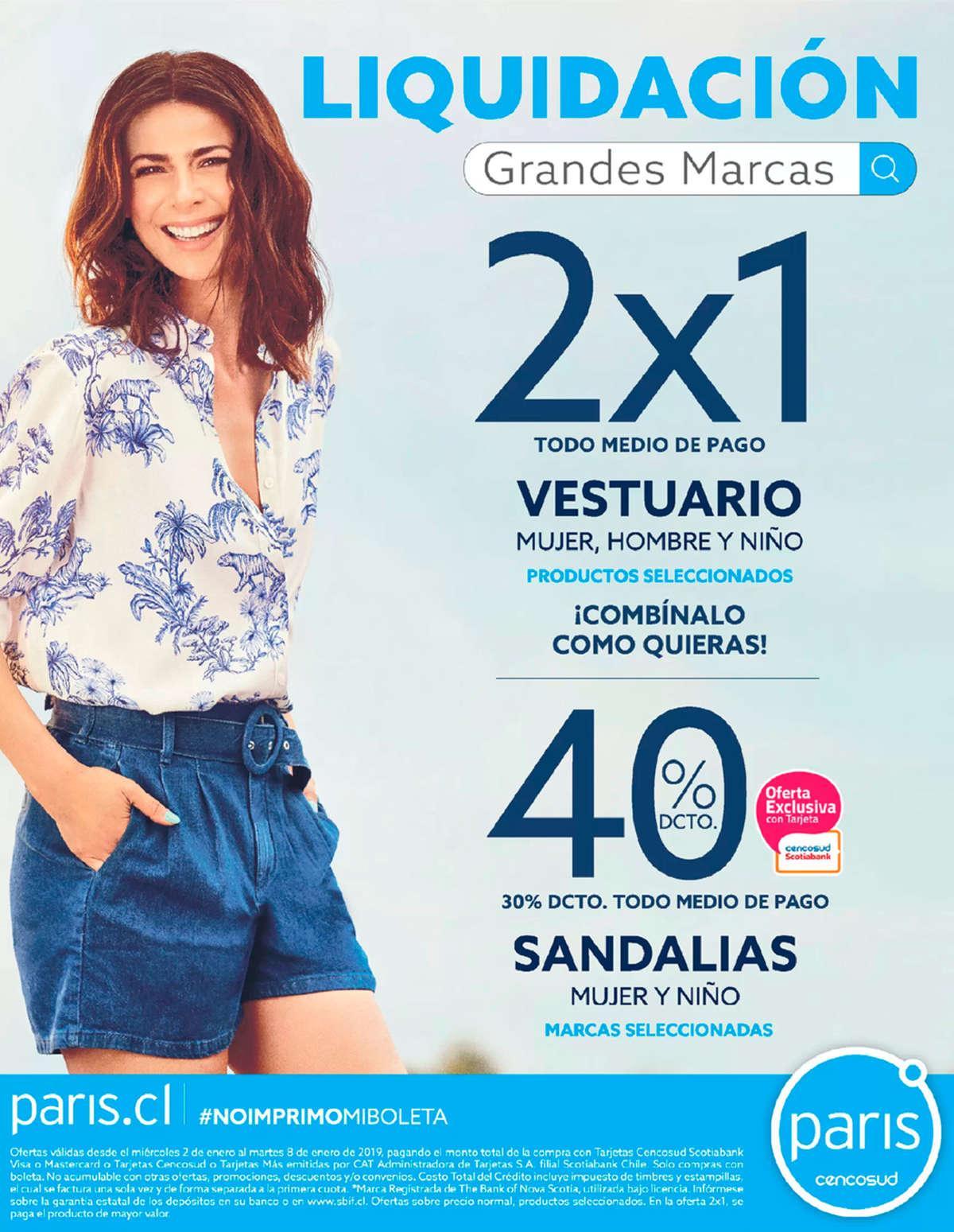 Mujer Valparaíso Ofertia Ofertas Comprar Tiendas En Y Sandalias SUzVpqM