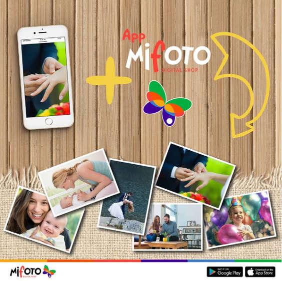 Ofertas de Mi Foto, Imprime tus fotos