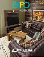 Ofertas de Dimarsa, expo muebles