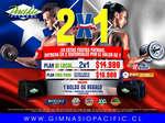 Ofertas de Pacific Fitness, Promoción Fiestas Patrias