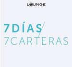 Ofertas de Lounge, 7 Días/7 Carteras