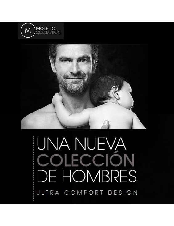 Ofertas de Moletto, Colección Hombres Moletto