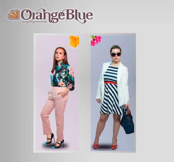 Ofertas de Orange Blue, línea mujer