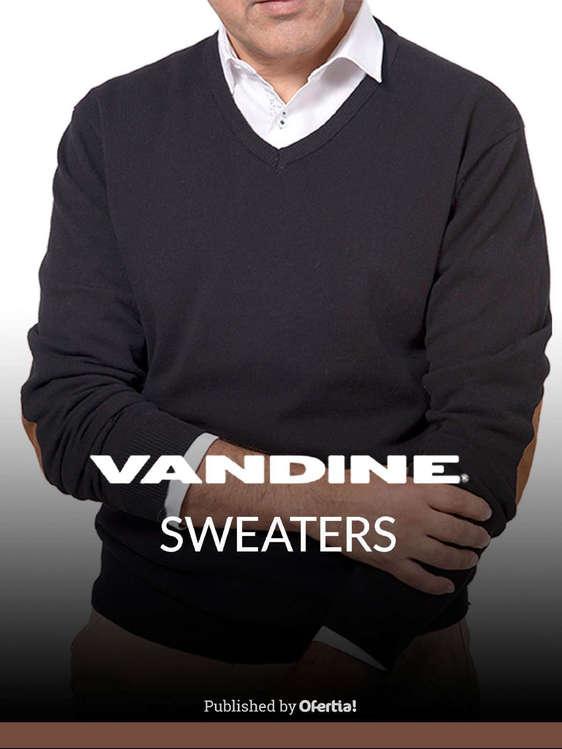 Ofertas de Vandine, Sweaters