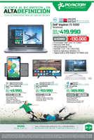 Ofertas de PC Factory, alta definición