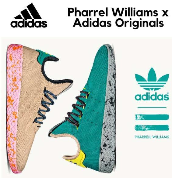 Ofertas de Adidas, Pharrell Williams x Adidas