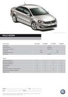 Ofertas de Volkswagen, Polo Sedán