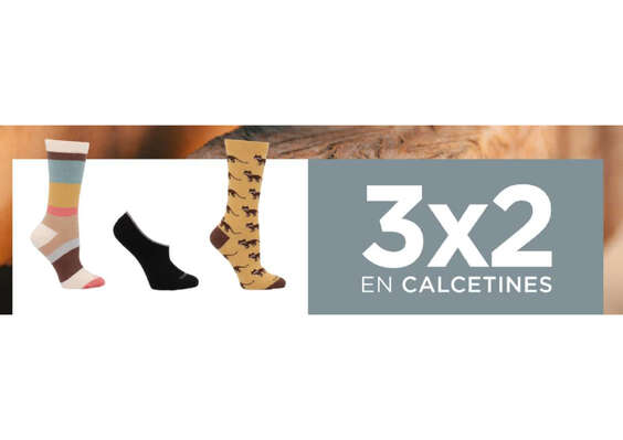 Ofertas de Azaleia, 3x2