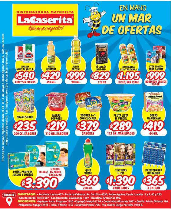 Ofertas de La Caserita, un mar de ofertas