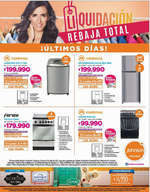 Ofertas de Johnson, rebaja total