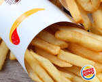 Ofertas de Burger King, Chiken Fries