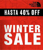 Ofertas de The North Face, Winter Sale