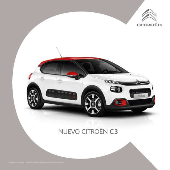 Ofertas de Citroen, New C3