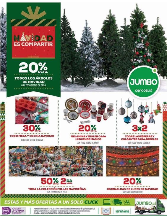 Ofertas de Jumbo, Navidad es compartir