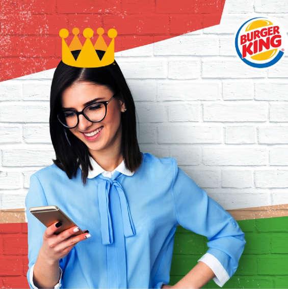 Ofertas de Burger King, Grandes promociones