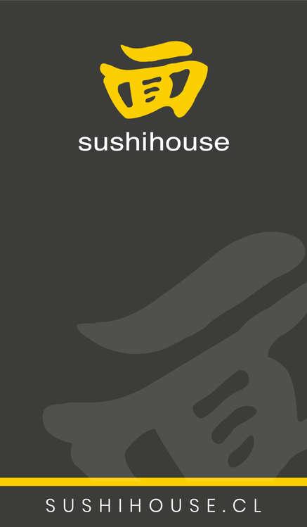 Ofertas de Sushi House, Carta Sushi House