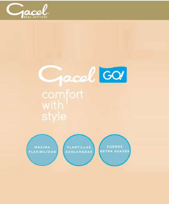 Ofertas de Gacel, collection go