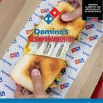 Ofertas de Domino's Pizza, Acompañamientos