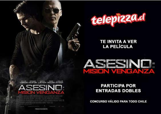 Ofertas de Telepizza, Telepizza te invita al cine