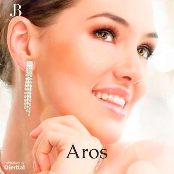 Ofertas de Joyas Barón, Aros