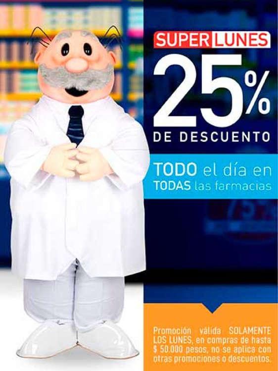 Ofertas de Farmacias Doctor Simi, Super Lunes